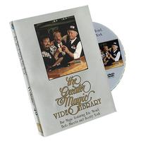 Greater Magic Video Library Vol 49 Bar Magic - DVD - Got Magic?
