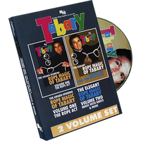 Tabary (1 & 2 On 1 Disc), 2 vol. combo, DVD - Got Magic?