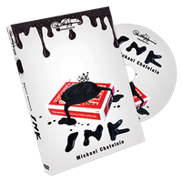 Paul Harris Presents Ink (Gimmick and DVD) by Mickael Chatelain and Paul Harris - DVD - Got Magic?