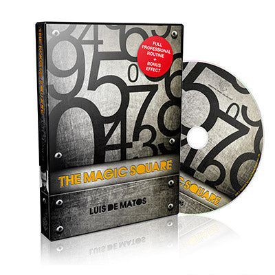The Magic Square by Luis de Matos - DVD - Got Magic?