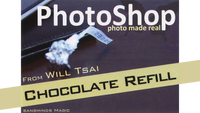 Refill Photoshop - Chocolate Refill Pack (10 Refills) by Will Tsai and SansMinds - Trick - Got Magic?