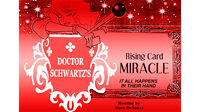 Rising Card Miracle (Poker) by Dr. Schwartz - Trick - Got Magic?