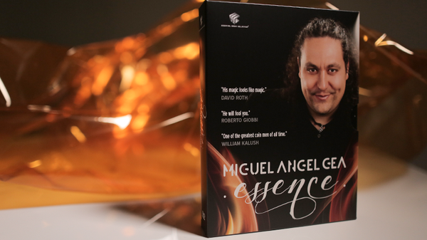 Essence (4 DVD Set) by Miguel Angel Gea and Luis De Matos - Got Magic?