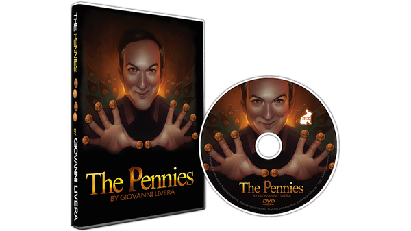 The Pennies by Giovanni Livera and The Magic Estate - Trick - Got Magic?