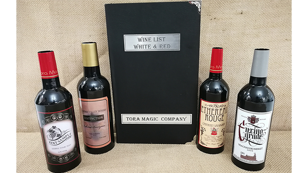 Magic Wine List by Tora Magic - Trick - Got Magic?