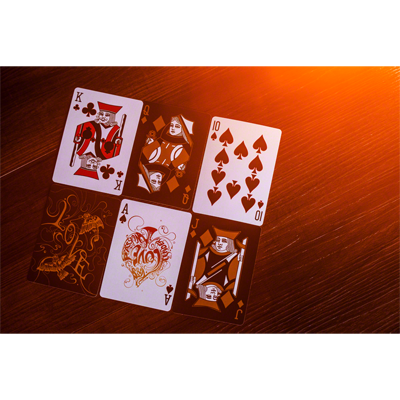 Love Art Deck (Red / Limited Edition)