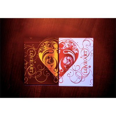 Love Art Deck (Gold / Limited Edition)