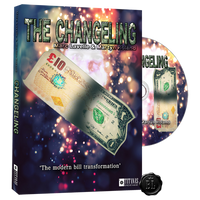 Changeling (DVD and Gimmicks) by Marc Lavelle and Titanas Magic - Got Magic?