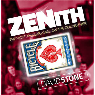 Zenith (DVD and Gimmicks) by David Stone - Got Magic?