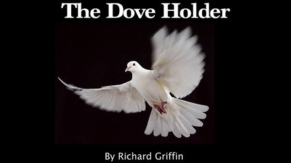Dove Holder (Red) by Richard Griffin - Trick - Got Magic?