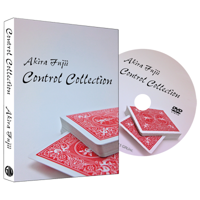 Control Collection by Akira Fujii - DVD - Got Magic?