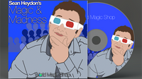 Magic and Madness by Sean Heydon - DVD - Got Magic?
