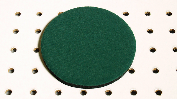 Round Mini Mat (Green) by Ronjo Magic - Got Magic?