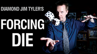 Single Forcing Die (1) by Diamond Jim Tyler - Trick - Got Magic?