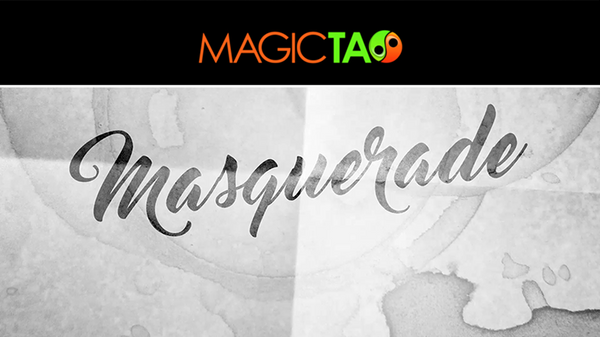 Masquerade (Gimmick and Online Instructions) - Trick - Got Magic?