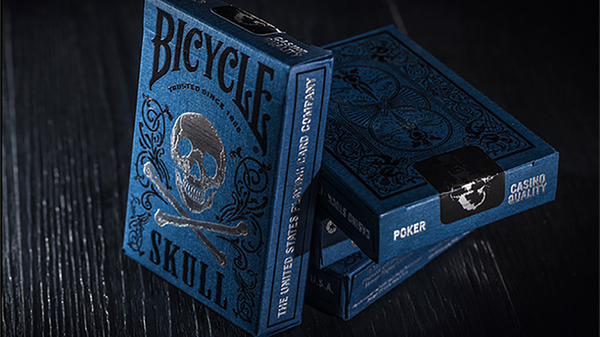 Bicycle Luxury Skull Playing Cards by BOCOPO Playing Card Company - Got Magic?