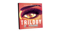 Trilogy Extreme (Gimmick and DVD) by Brian Caswell and Alakazam Magic - DVD - Got Magic?