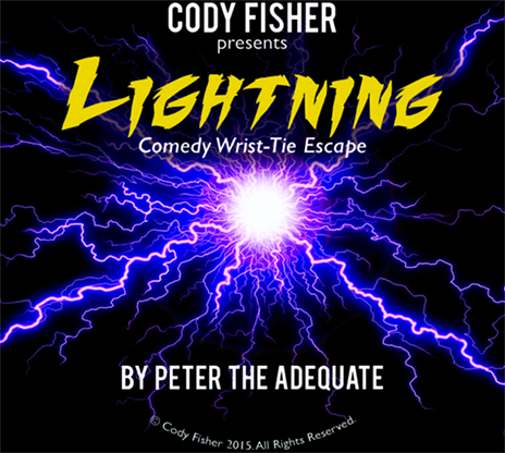 Lightning by Peter the Adequate presented by Cody Fisher - Got Magic?