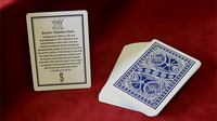 Bicycle Chainless Playing Cards (Blue) by US Playing Cards - Got Magic?