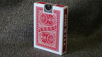 Bicycle Chainless Playing Cards (Red) by US Playing Cards - Got Magic?