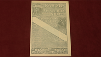 Kar Mi and His Mysteries of India (Rare/OOP) - Other - Got Magic?