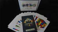Saturn Magic Presents Cube Cards by Kev G - Trick - Got Magic?