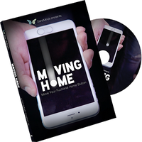 Moving Home (DVD and Gimmick Material Supplied) by SansMinds Creative Labs- DVD - Got Magic?