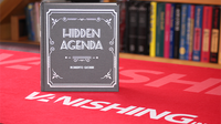 Hidden Agenda (Hardbound) by Roberto Giobbi - Book - Got Magic?