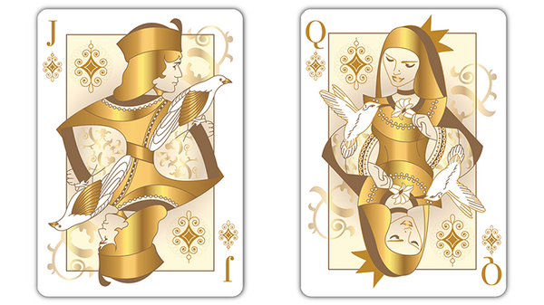 The Other Kingdom Playing Cards (Bird Edition) by Natalia Silva - Got Magic?