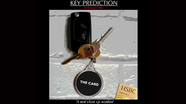 Key Prediction by Richard Griffin - Trick - Got Magic?