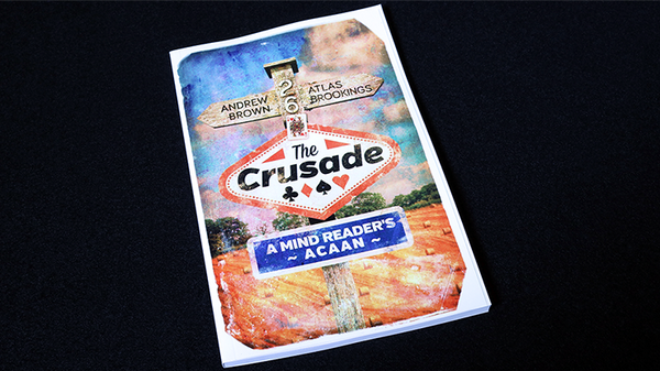 The Crusade by Atlas Brookings - Book - Got Magic?