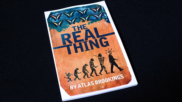 The Real Thing by Atlas Brookings - Book - Got Magic?