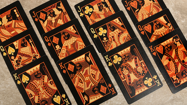 "Bicycle Natural Disasters ""Wildfire"" Playing Cards by Collectable Playing Cards - Got Magic?"