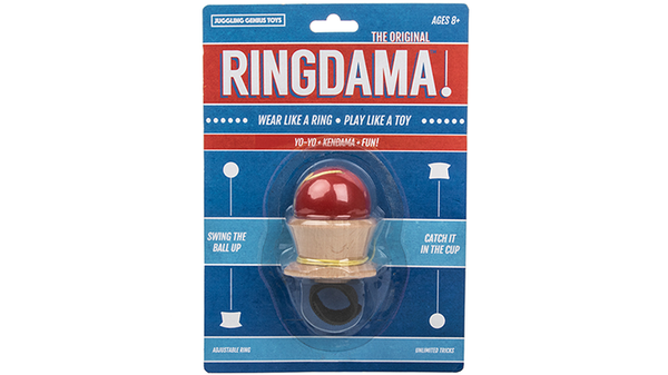 RingDama by Juggling Genius Toys - Trick - Got Magic?