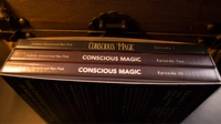 Conscious Magic Trilogy (Vol 1 thru 3) with Ran Pink and Andrew Gerard - DVD - Got Magic?