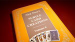 Subtle Card Creations of Nick Trost, Vol. 6 - Book - Got Magic?