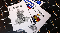 Bicycle Standard Blue Poker Cards (New Box) - Got Magic?