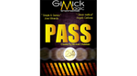 PASS (BLUE) by Mickael Chatelain - Trick - Got Magic?