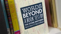Words Beyond a Book Test by The Other Brothers - Trick - Got Magic?