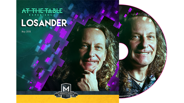 At The Table Live Losander - DVD - Got Magic?