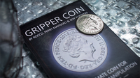 Gripper Coin (Single/10p) by Rocco Silano - Trick - Got Magic?