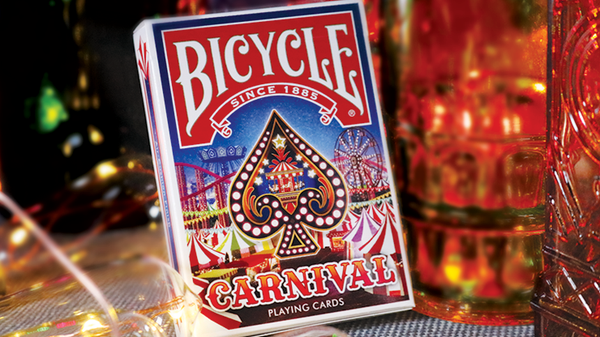 Bicycle Limited Edition Carnival Playing Cards - Got Magic?