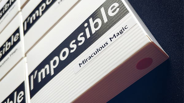 I'mpossible Red (Gimmicks and Online Instructions) by Miraculous Magic - Trick - Got Magic?