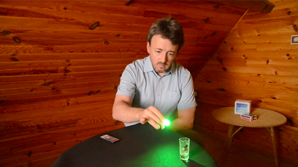 The Programable Light Thumb (Gimmicks and Online Instructions) by Guillaume Donzeau - Trick - Got Magic?