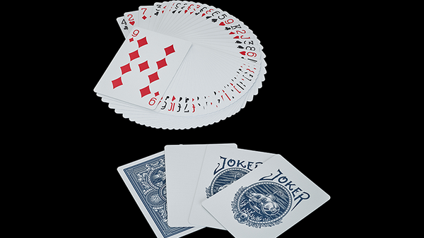 Voyage (Blue) Playing Cards - Got Magic?