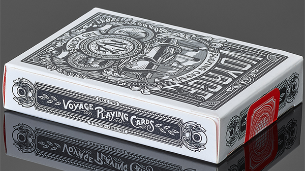 Voyage (Black) Playing Cards - Got Magic?