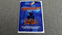 Underhanded by Atlas Brookings and Joshua Fletcher - Book - Got Magic?