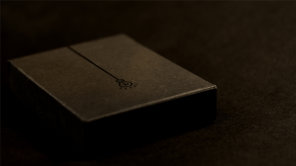 Deluxe ICON BLK Playing Cards by Pure Imagination Project - Got Magic?