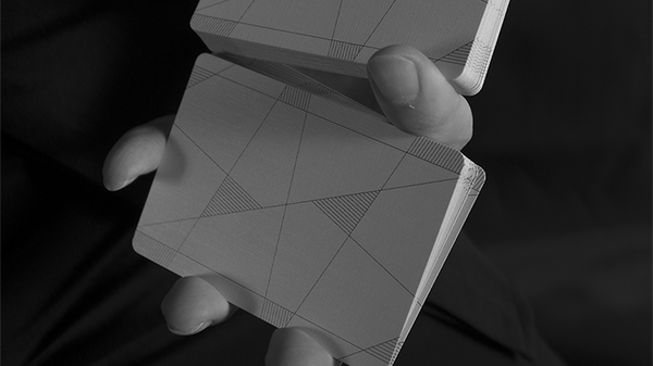 Between the Lines Playing Cards by Riffle Shuffle - Got Magic?