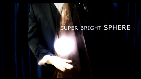 NEW FLYING SPHERE (With Remote) by Sorcier Magic - Trick - Got Magic?